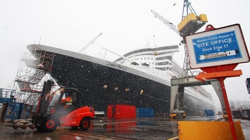 Schifffahrt: Sturm voraus