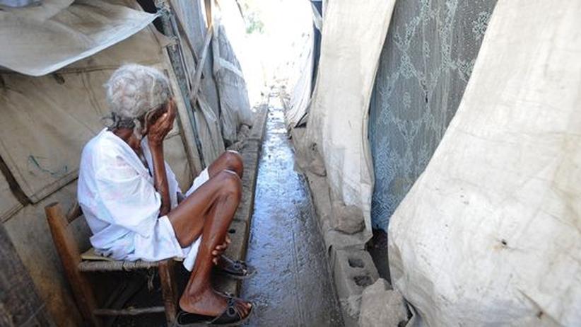 """Wiederaufbau: """"Haiti ist eine große Wunde"""""""