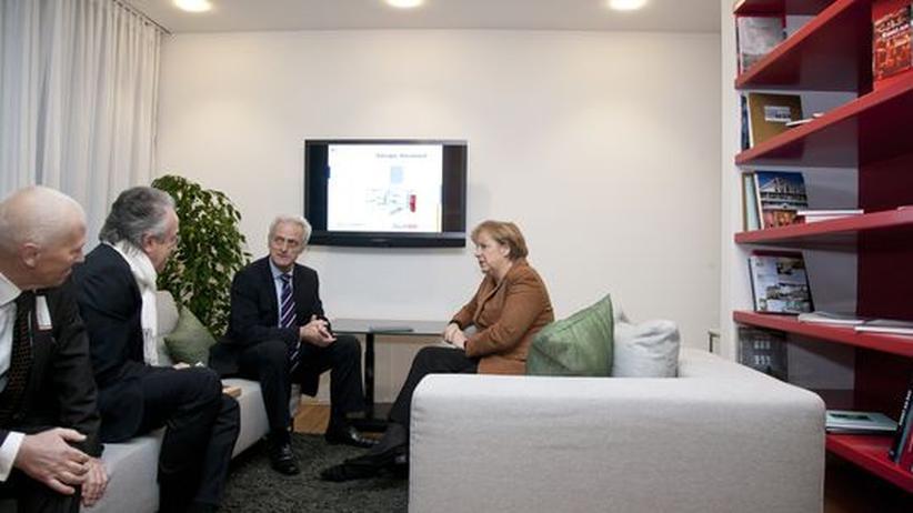 """Koalitionspolitik: """"Notwendige Diskussionen"""""""