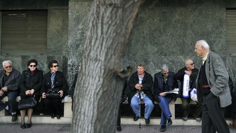 """Griechenland: """"Fragt die Bürger, wo die Probleme liegen!"""""""
