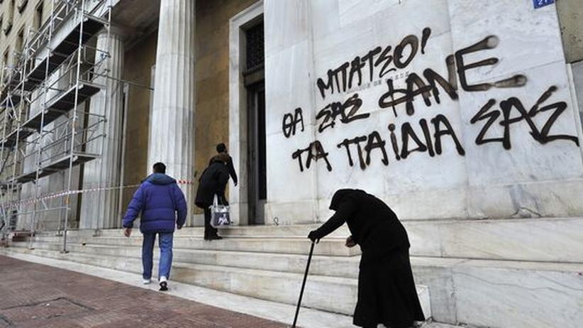 Schuldenkrise: Die wahren Gründe für die Sparpolitik