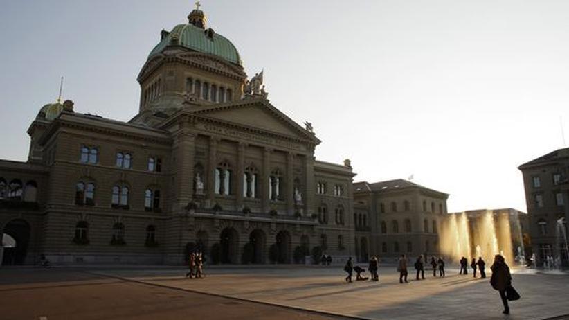 Bern: Schaut auf diese Stadt!