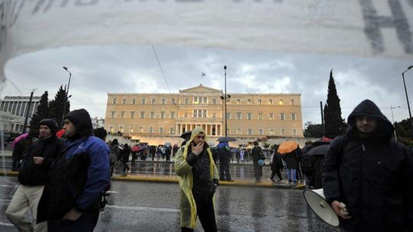 """Misere in Griechenland: """"Wir sind alle verantwortlich"""""""