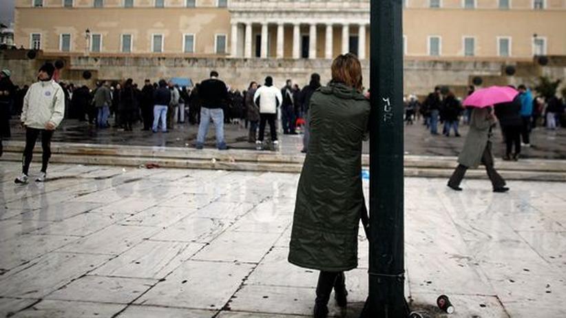 Griechenland: Ein Land im Insolvenzverfahren