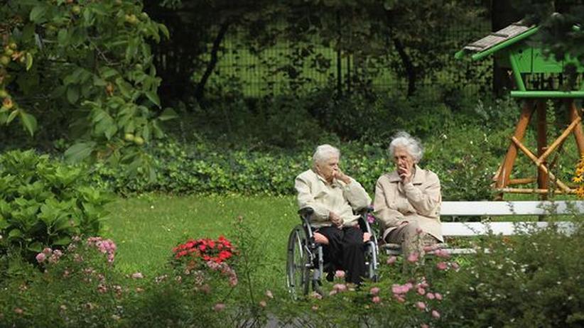 Rente mit 67: Im Schraubstock der Demografie