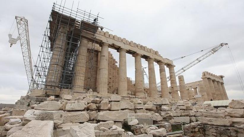Griechenland: 85,8 Prozent der Gläubiger zu Schuldenschnitt bereit