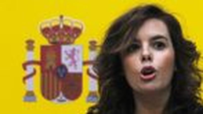 Soraya Saénz de Santamaría: Die mächtigste Frau Spaniens
