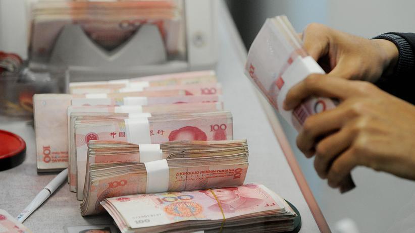 Devisenhandel: China lockert Wechselkurs des Yuan