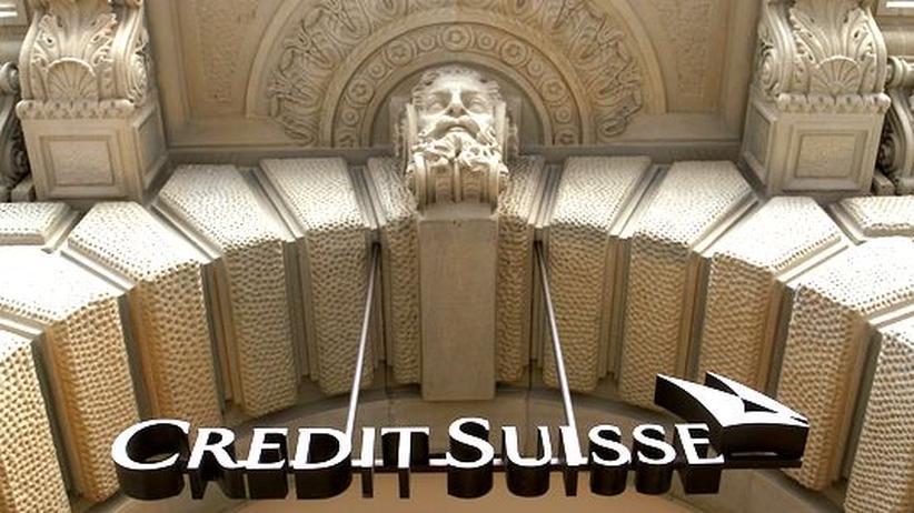 Steuerhinterziehung: Der Hauptsitz der Credit Suisse in Zürich