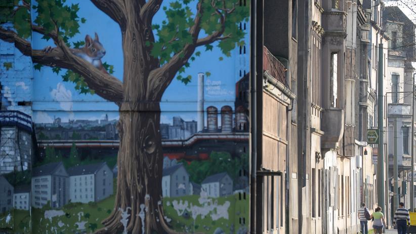 Wirtschaftswandel: Der Ruhrpott im Modernisierungsstress