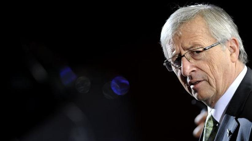Euro-Gruppe: Jean-Claude Juncker