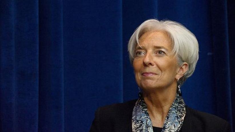 Finanzkrise: IWF-Mittel werden um 430 Milliarden Dollar erhöht