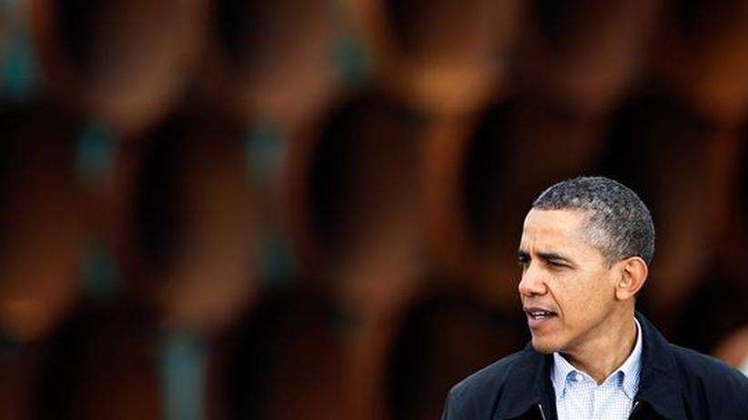 US-Wahlkampf: Obamas Klimabilanz ist mau