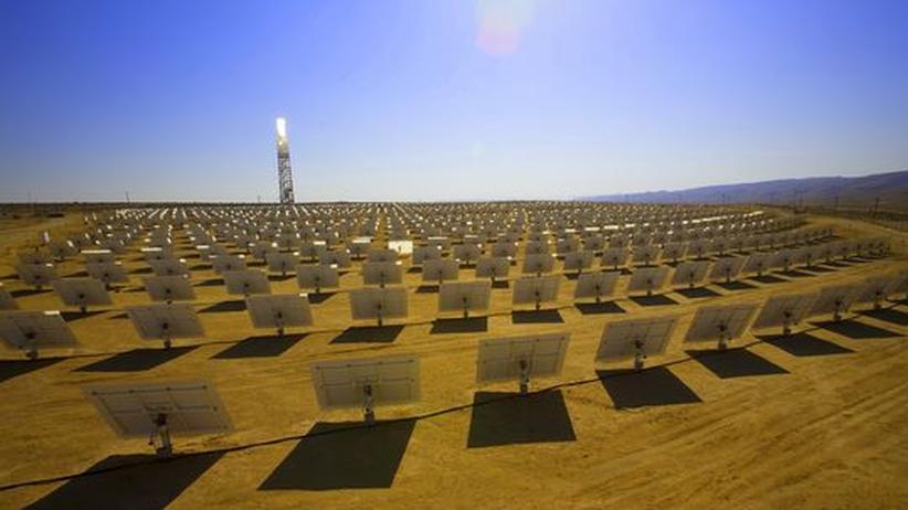 Desertec-Projekt: Wüstenstrom, eine Fata-Morgana?
