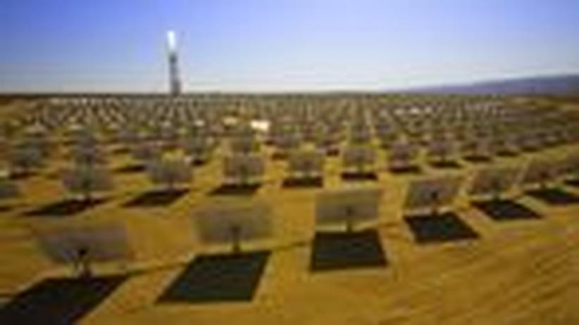 Desertec-Projekt: Strom aus der Wüste wird unattraktiv