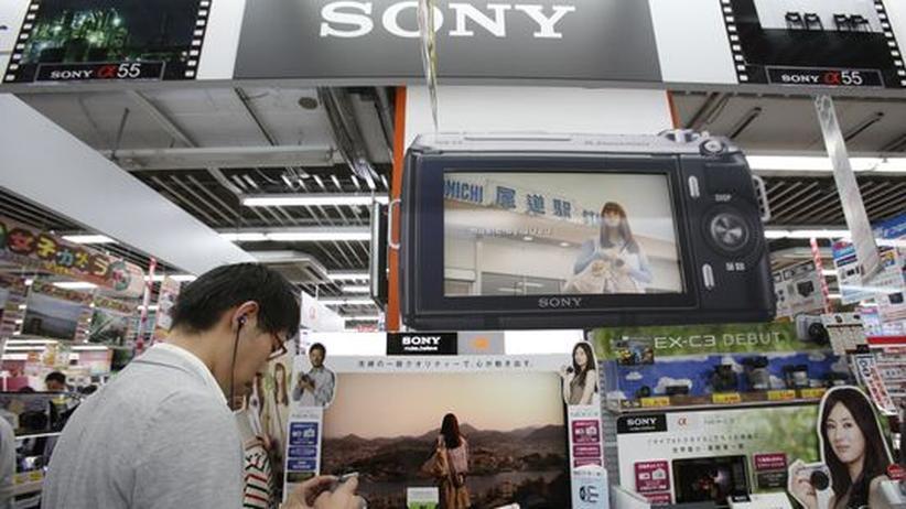 Elektronikkonzern: It was a Sony