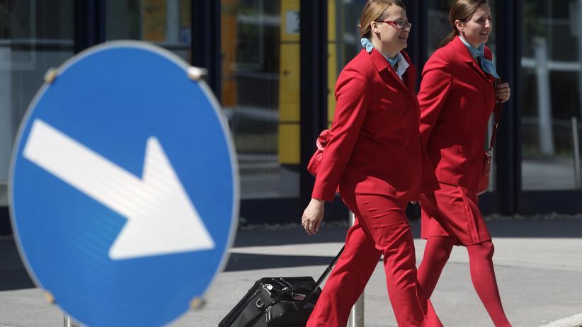 Austrian Airlines: Schubumkehr