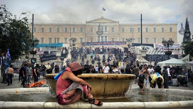 Griechenland: Drachme als Hiob