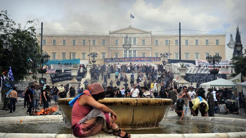 Griechenland: Ein Abschied vom Euro wäre wie Selbstmord