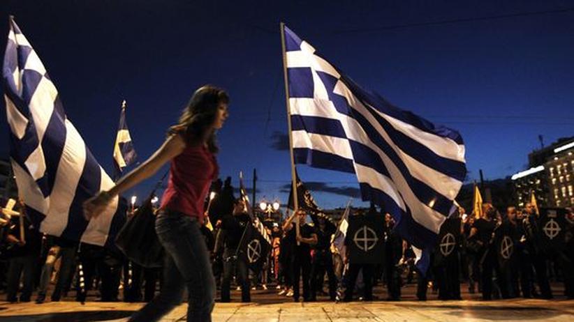 Euro-Krise: Griechische Szenarien für Anleger