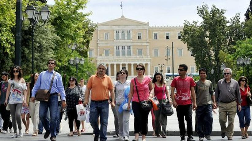 Euro-Krise: Lasst das griechische Volk entscheiden!