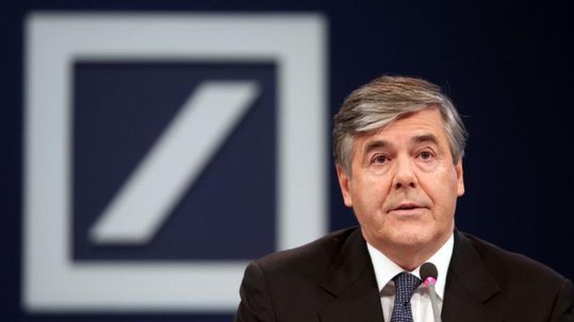 Deutsche Bank: Josef Ackermann