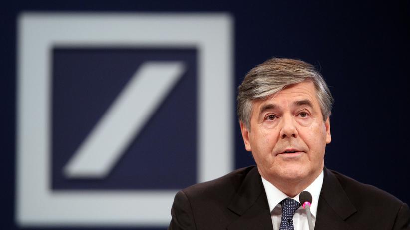 Deutsche Bank: Das dunkle Erbe des Josef Ackermann