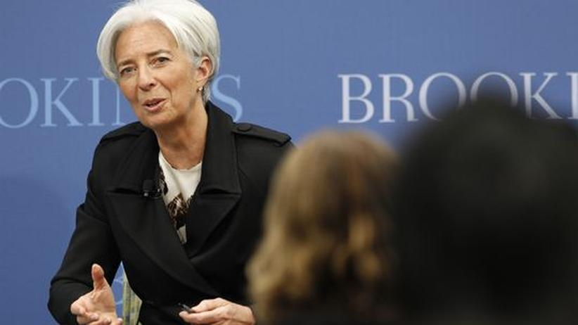 Euro-Krise: IWF will flexibler mit Schuldenländern umgehen