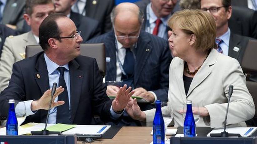 """Hollande-Berater Aghion: """"Der Deal ist schon greifbar"""""""