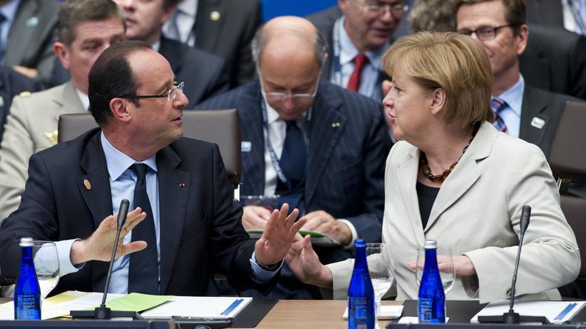 """Hollande-Berater Aghion: """"Ohne Wachstum verlieren die Menschen ihre Zuversicht"""""""