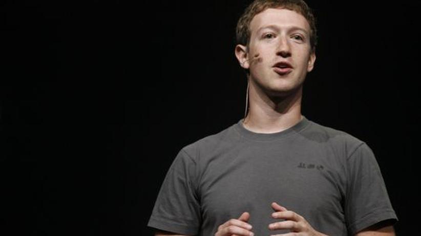Facebook-Börsengang: Zuckerberg und die Geldmänner der Wall Street