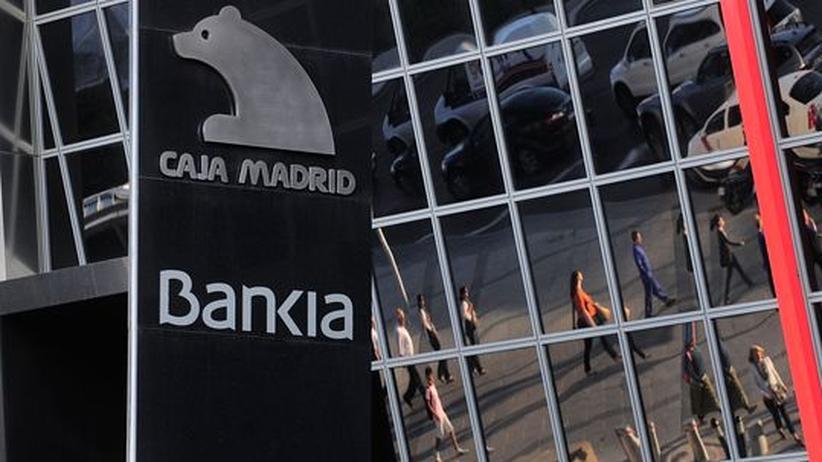 Finanzkrise: Bankenrettung in Spanien soll bis zu 62 Milliarden Euro kosten