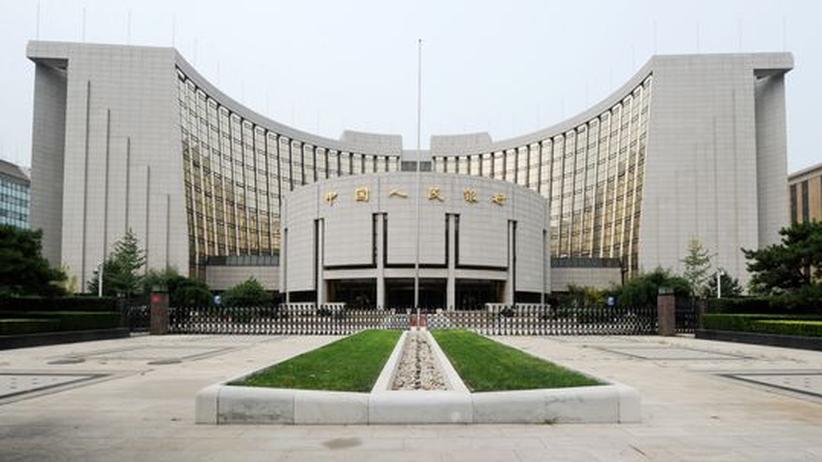 Konjunktur: China senkt erstmals seit 2008 seine Leitzinsen