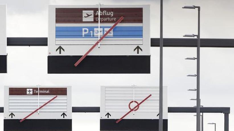 BER: Eröffnungstermin für Berliner Großflughafen droht erneut zu kippen
