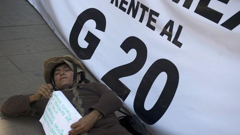 Gipfeltreffen: Das Versagen der G 20