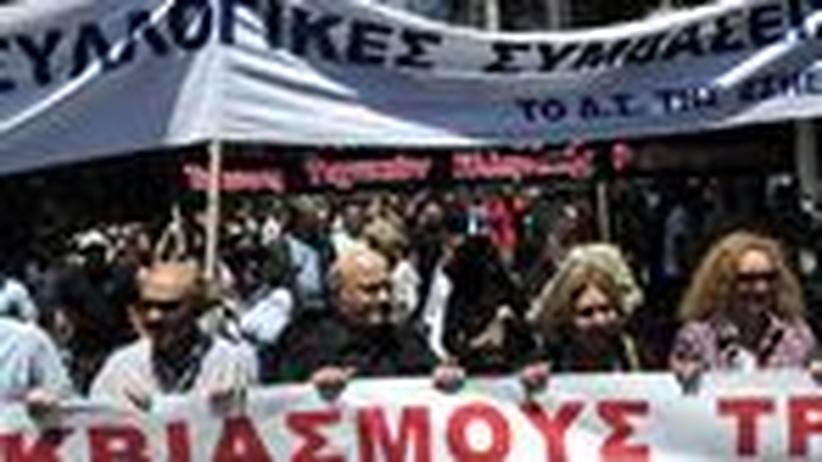 """Griechenland: """"Syriza handelt verantwortungsvoll"""""""