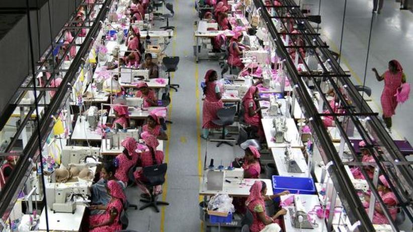 Indien: Wunderland im Stress
