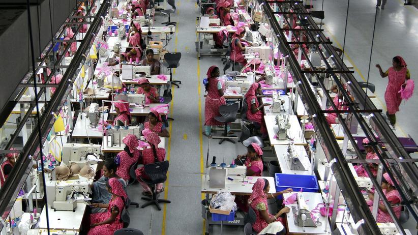 Indien: Nur noch sechs Prozent Wachstum