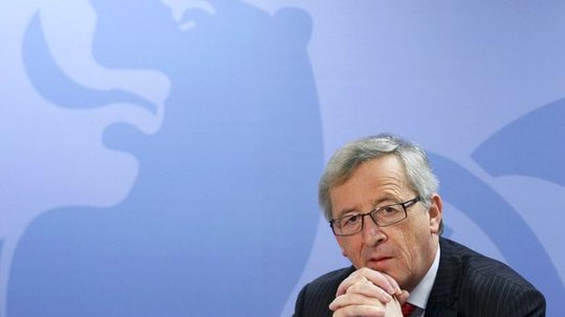 Euro-Zone: Juncker könnte Euro-Gruppen-Chef bleiben