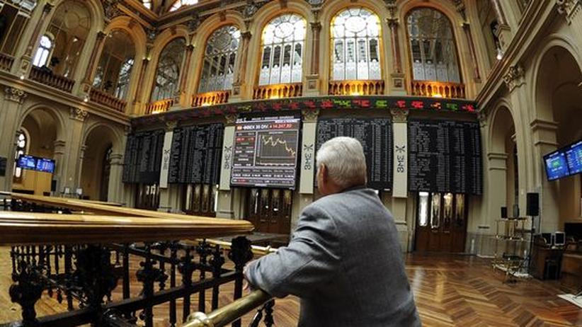 Finanzmarkt: Spaniens Hilfsersuchen beflügelt Europas Börsen