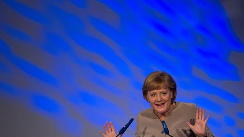 Nachhaltigkeit: Deutschland, Vorbild im Reden