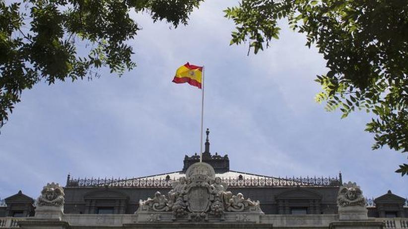 Staatsverschuldung: Spaniens Rating knapp über Ramsch-Niveau
