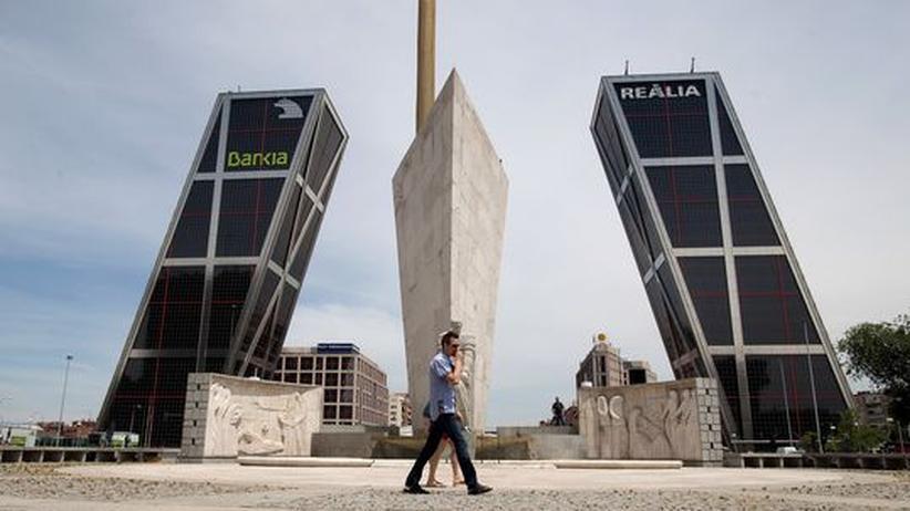 Bankenkrise: Euro-Gruppe sagt Spanien Milliardenhilfe zu