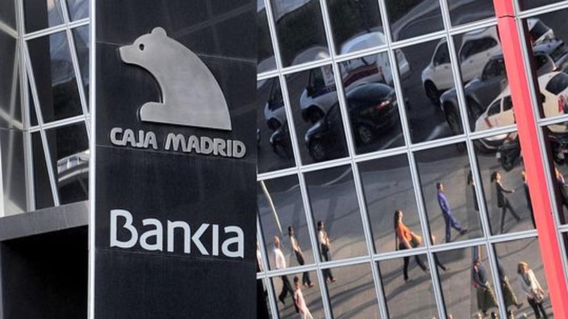 Euro-Krise: EU erwägt Hilfszahlung für spanische Bankenrettung