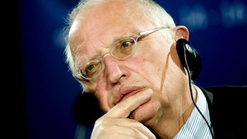 """Günter Verheugen: """"Die Krise droht uns zu verschlingen"""""""