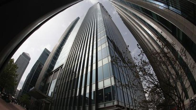 Banken: Denen traut niemand mehr