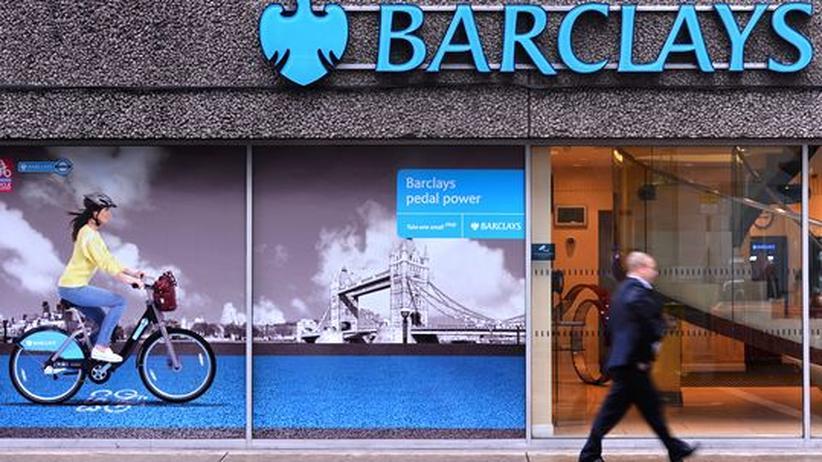 Zinsmanipulation: Bankmanager belastet Ex-Barclays-Chef Diamond