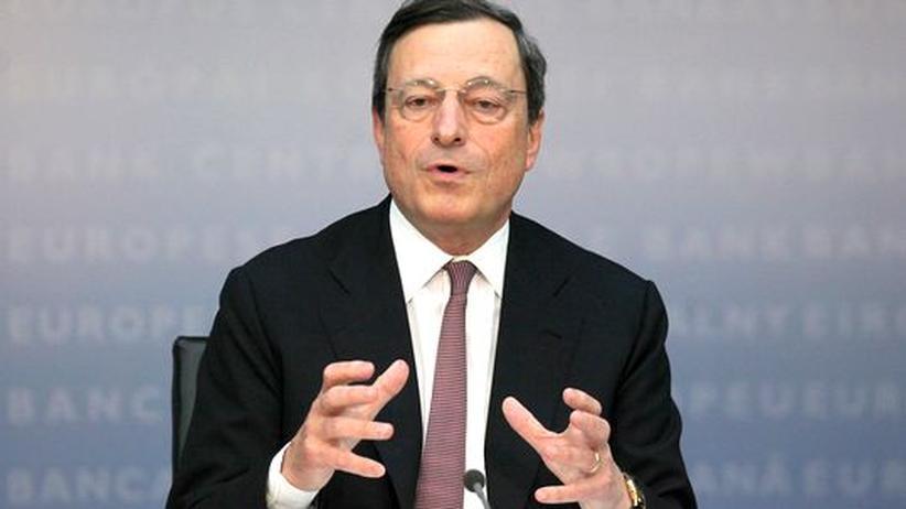 Group of 30: EU prüft Rolle von EZB-Präsident Draghi in Interessensgruppe