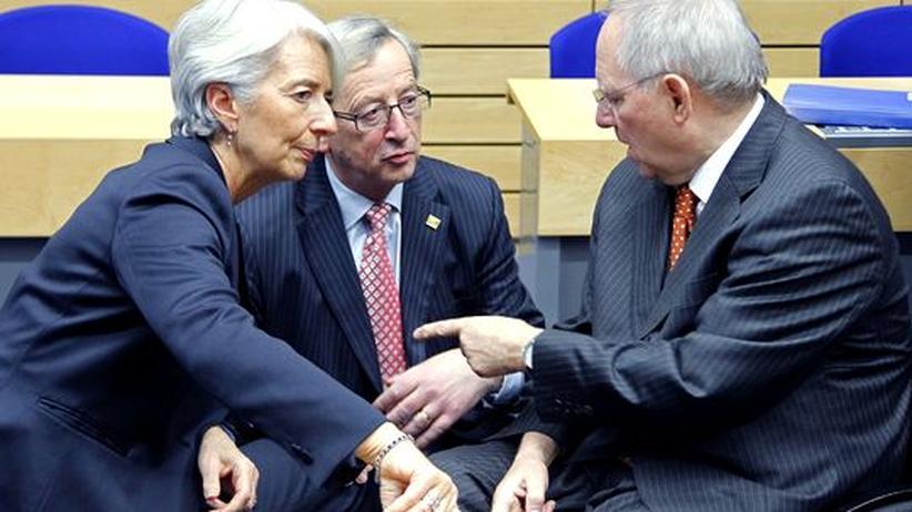 Euro-Krise: Moody's senkt Ausblick auch für Euro-Rettungsfonds
