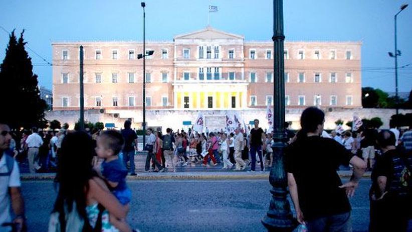 Schuldenkrise: EU erwägt weiteren Schuldenschnitt für Griechenland